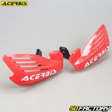 Protège mains Acerbis X-Force rouge