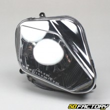 Headlight optics front right Derbi GPR,  Aprilia RS (2004 to 2010)
