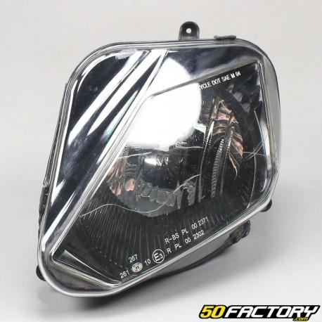 Headlight optics, front left Derbi GPR  et  Aprilia RS (2004 - 2010)