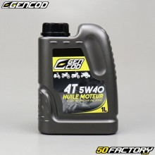 Engine Oil 4 5W40 Gencod  1L