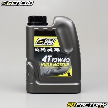 4 10W40 Engine Oil Gencod  1L