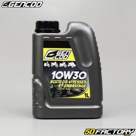 10W30 gearbox and clutch oil Gencod  1L