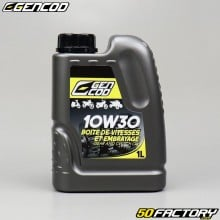 Gearbox and clutch oil 10W30  Gencod  1L