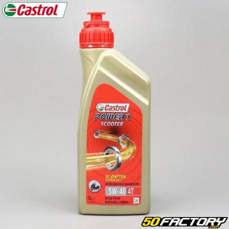 Aceite de motor 4T Castrol Power 1 5W40 1L