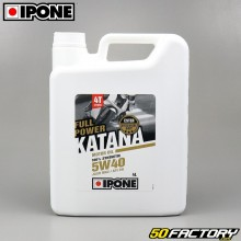 Engine Oil 4 5W40 Ipone Fullpower Katana 100% synthesis (can 4L)