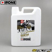 Engine Oil 4 10W40 Ipone Fullpower Katana 100% synthesis (can 4L)