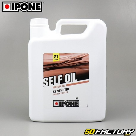 Huile moteur 2T Ipone Self Oil (bidon 4L)