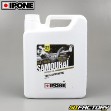 Engine oil 2T  Ipone Samurai 100% synthetic (can 4L)