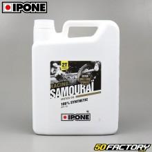Motoröl 2T Ipone  Samurai 100% synthetisch (kann 4L)