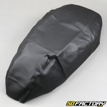 Sattelüberzug schwarz Peugeot Elyseo