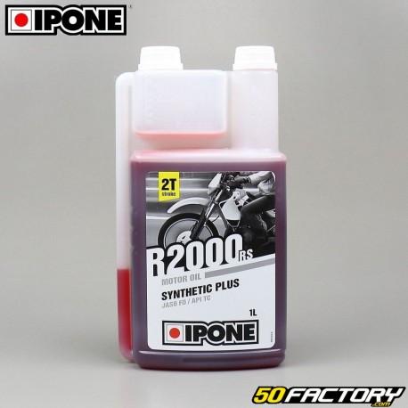 Olio motore Ipone R2000 RS litro 1 di semi sintesi