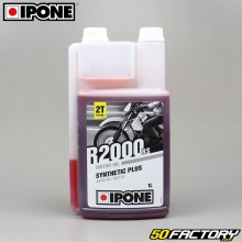 Huile moteur Ipone R2000 RS semi synthèse 1 litre