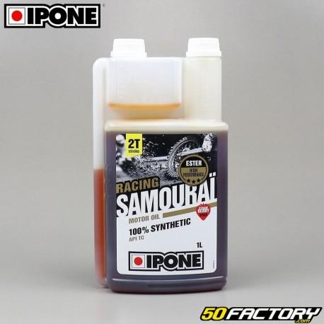 Öl Ipone Samurai Strawberry 100% Synthese 1 Liter