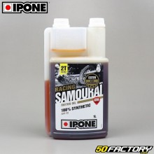 Oil Ipone Samurai Strawberry 100% Synthesis 1 liter