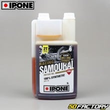 Öl Ipone Samurai Strawberry 100% Synthese 1 Liter