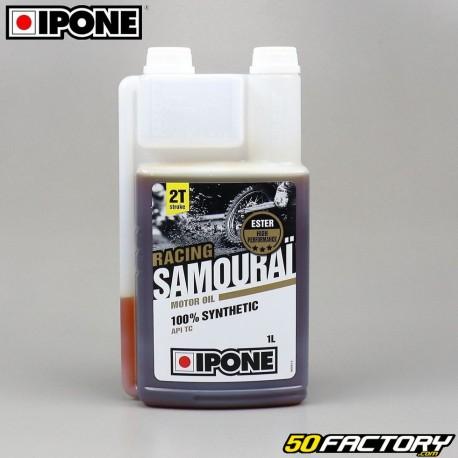 Huile Ipone Samurai 100% Synthesis 1 litro