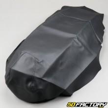 Sattelüberzug schwarz Peugeot Speedfight