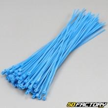 Blue Plastic Collars 200mm (100 Parts)