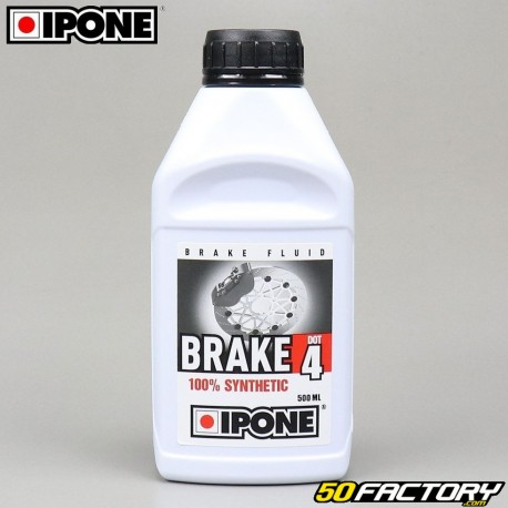 DOT 4 Bremsflüssigkeit Ipone 500ml
