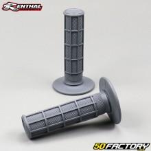 Puños Renthal MX Granitos medianos en relieve medio gris
