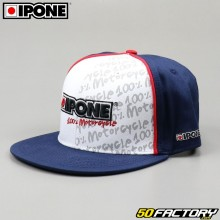 Gorra Ipone 100% Blue Motorcycle