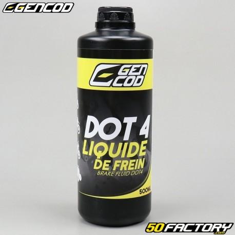Liquide de frein Gencod 500ml