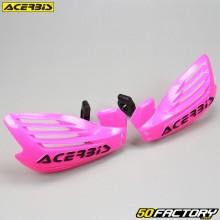 Protectores de manos Acerbis X-Foresta rosa