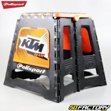 Porte moto pliable Polisport KTM Team