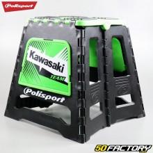 Porte moto pliable Polisport Kawasaki Team