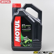 2T Motor Oil Motul 510 4L Technosintesi