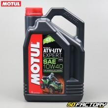 Olio motore 4T 10W40 Motul ATV-UTV Tecnosintesi avanzata 4L