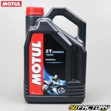 2T Motor Oil Motul 100 4L
