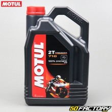 2T Motor Oil Motul 710 100% Synthetic Ester 4L