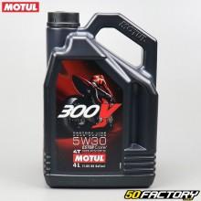 Motoröl 4T 5W30 Motul 300V FactOry Line 100% synthetischer Esterkern 4L