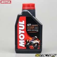 Motoröl 4T 10W40 Motul 7100 100% Synthese 1L