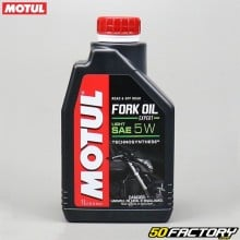 Aceite De Horquilla Motul Fork Oil Expert Light 5W Technosynthesis 1L