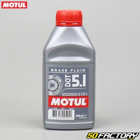 Motul DOT brake fluid 5.1 Brake Fluid 500ml