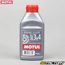 Motul DOT líquido de frenos 3 y 4 líquido de frenos 500ml