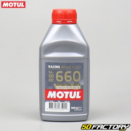 Motul RBF 660 Bremsflüssigkeit Factory Line 500ml