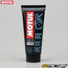 Polish Motul E6 Chrome & Alu 100ml