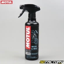 Nettoyant spray Motul E1 Wash & Wax 400ml