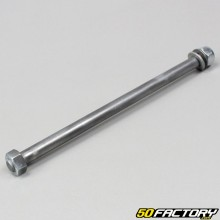 Swingarm and rear wheel axle Derbi Senda,  Gilera  et  Aprilia 12x225