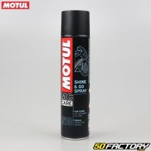 Nettoyant spray Motul E10 Shine & Go Spray 400ml