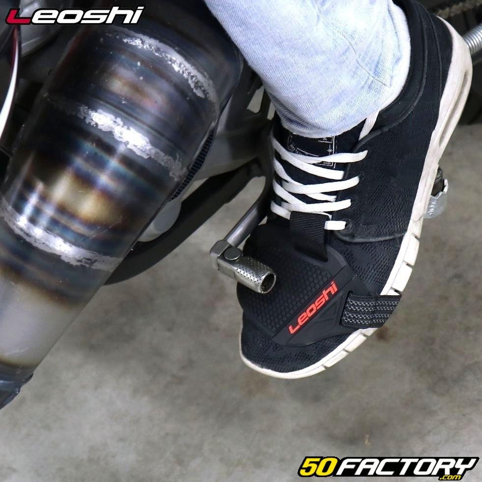 bottes moto protection sélecteur micro-injection