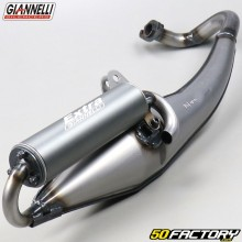 FREE GASKET DERBI SENDA PERFORMANCE EXHAUST PIPE /& SILENCER BIG ONE 2000-2010