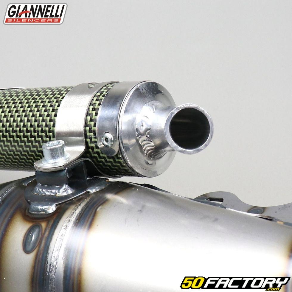 /OVETTO Exhaust//Sport//Gian Nelli Extra V2/For Minarelli Horizontal//SR50/WWW/