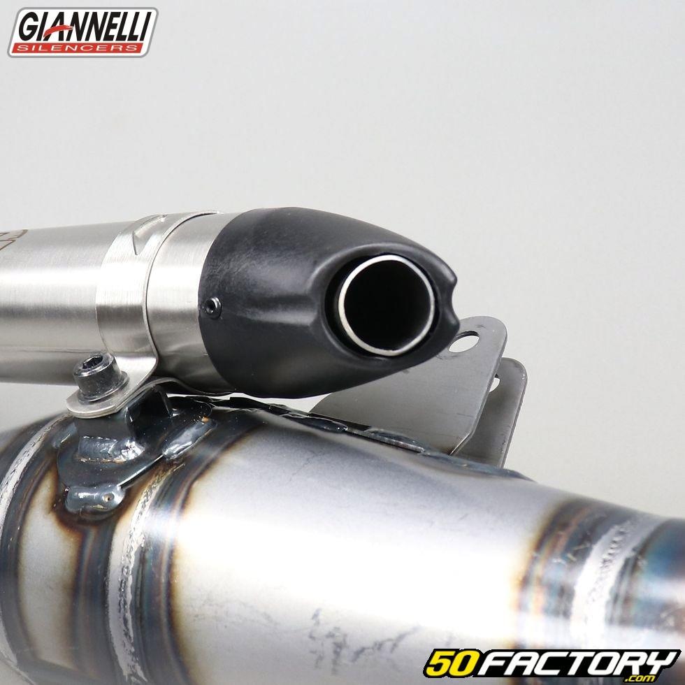 FREE GASKET DERBI SENDA PERFORMANCE EXHAUST PIPE /& SILENCER BIG ONE 2000-2010