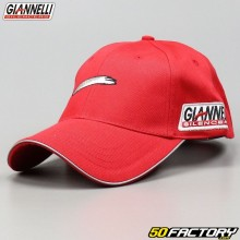 Casquette Giannelli rouge