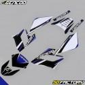 Kit decorativo Gencod Derbi Senda DRD Racing (2004 a 2010) azul