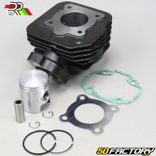 Cylindre piston Peugeot Vertical air Speedfight, Trekker... 50 2T DR Racing